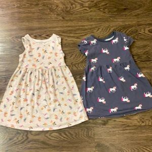 Old navy summer dress bundle in 3T. Exc condition